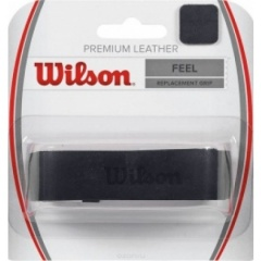 WILSON Premium Leather Black Grip
