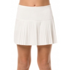 LUCKY IN LOVE Core Pleated Skirt