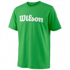 WILSON Y Team Script Tech Tee