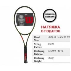 Теннисная ракетка WILSON BLADE Купить с доставкой в Москве