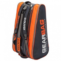 OLIVER Gearbag Gray Orange